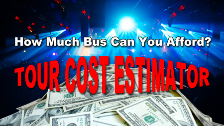 StarCoaches Tour Cost